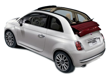 FIAT 500 Cabrio Manuale