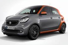 Smart Forfour Manuale