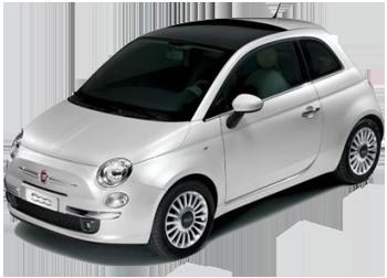 Fiat 500 automatica